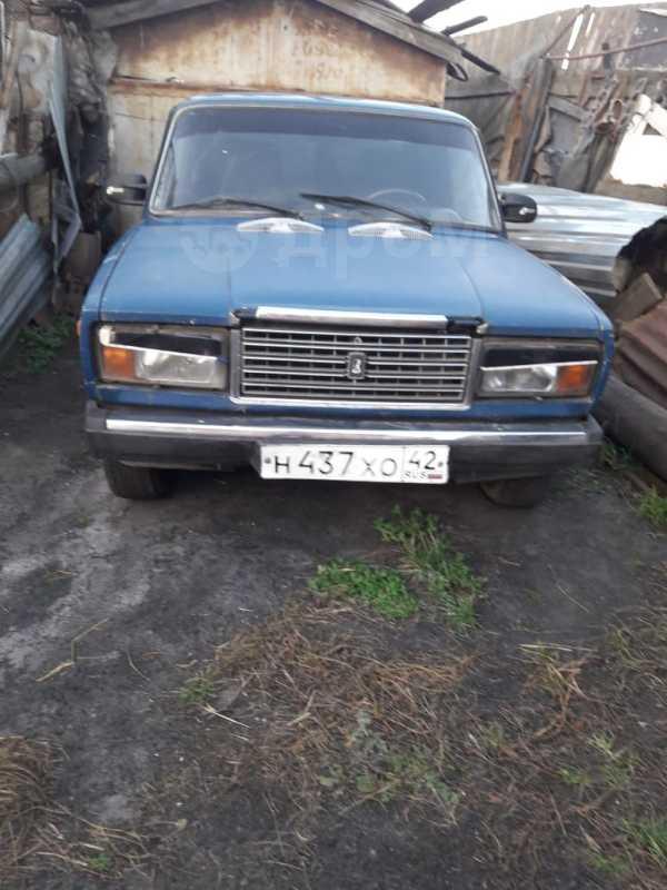 Лада 2107, 2005 год, 25 000 руб.