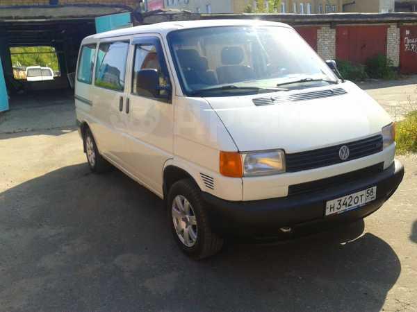Volkswagen Transporter, 1999 год, 490 000 руб.