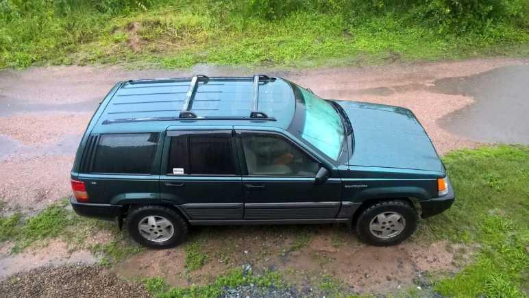 Jeep Grand Cherokee, 1994 год, 280 000 руб.