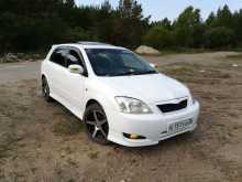 Белогорск Corolla Runx 2003