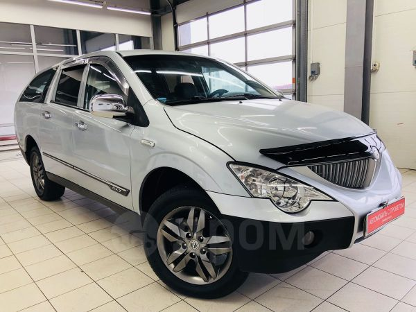 SsangYong Actyon Sports, 2010 год, 537 000 руб.