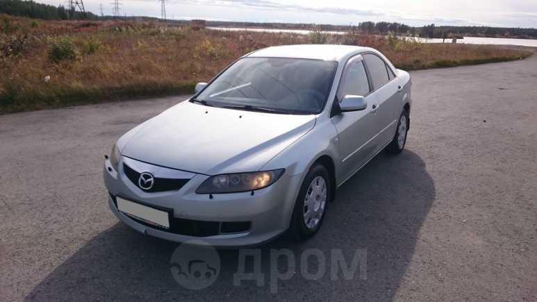 Mazda Mazda6, 2006 год, 265 000 руб.