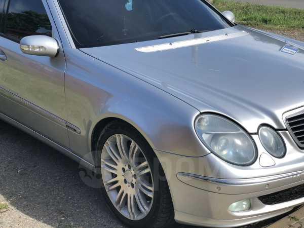 Mercedes-Benz E-Class, 2004 год, 479 000 руб.