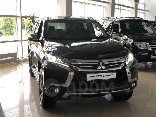 Mitsubishi Pajero Sport, 2018 год, 2 507 999 руб.