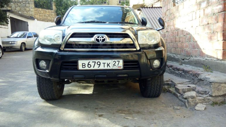 Toyota Hilux Surf, 2009 год, 1 400 000 руб.