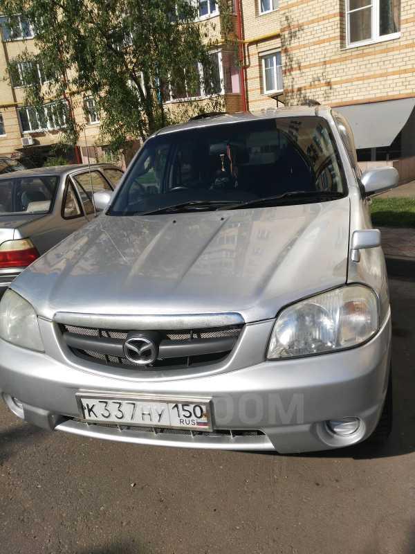 Mazda Tribute, 2002 год, 170 000 руб.