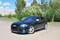 Москва Audi S3 2009
