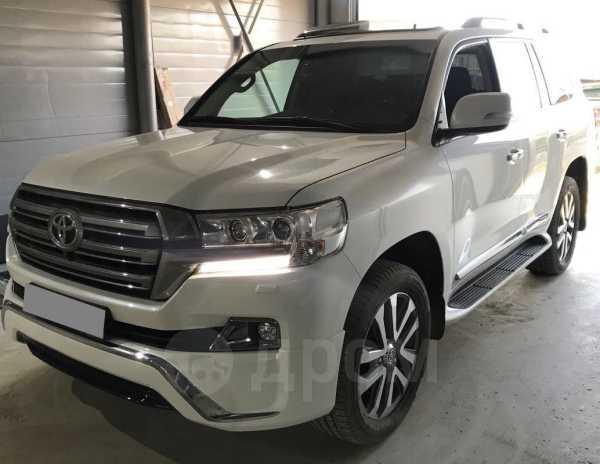 Toyota Land Cruiser, 2015 год, 4 199 999 руб.