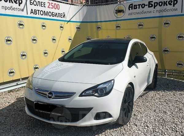 Opel Astra GTC, 2014 год, 687 000 руб.