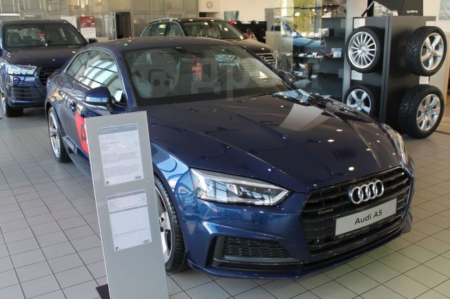 Audi A5, 2018 год, 3 300 000 руб.