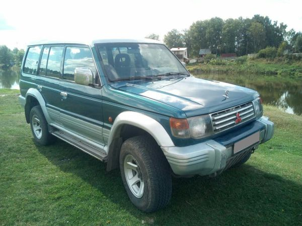 Mitsubishi Pajero, 1994 год, 357 000 руб.