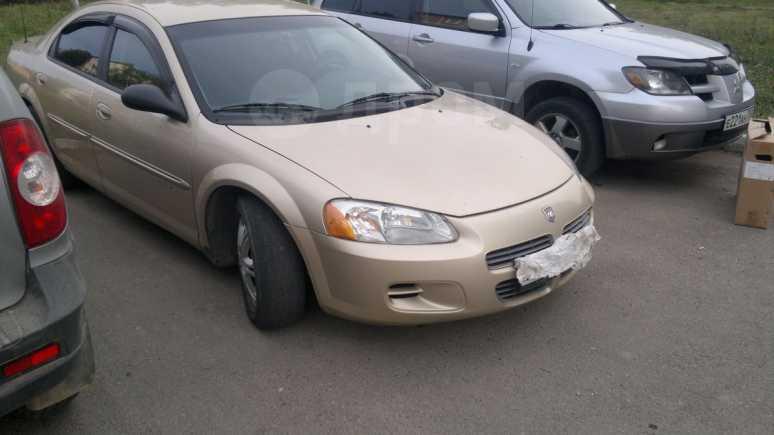 Dodge Stratus, 2001 год, 155 000 руб.