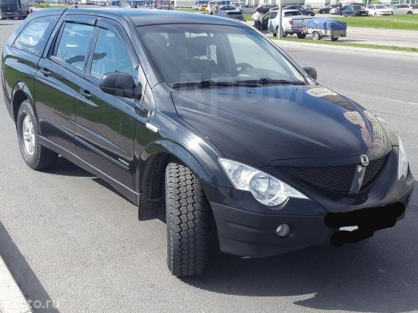 SsangYong Actyon Sports, 2011 год, 380 000 руб.