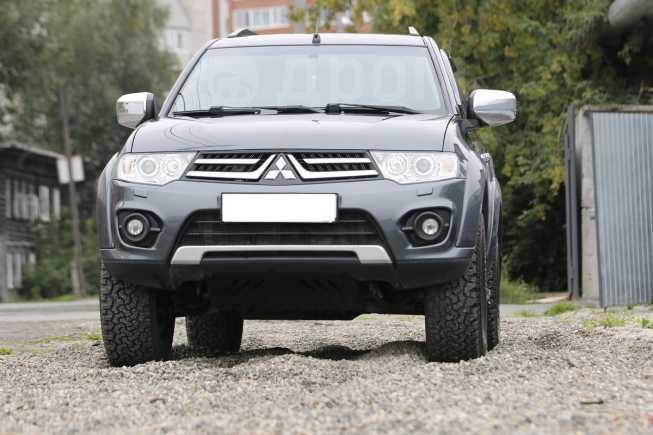 Mitsubishi Pajero Sport, 2013 год, 1 315 000 руб.