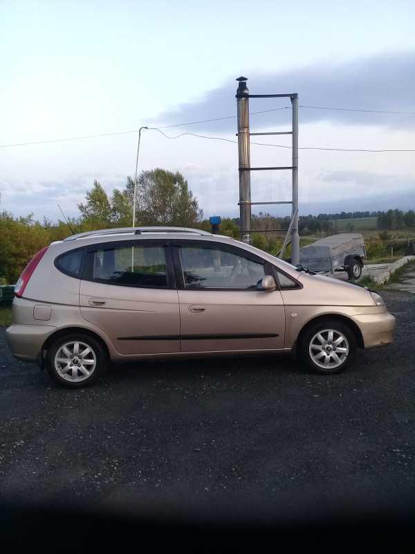 Chevrolet Rezzo, 2006 год, 200 000 руб.
