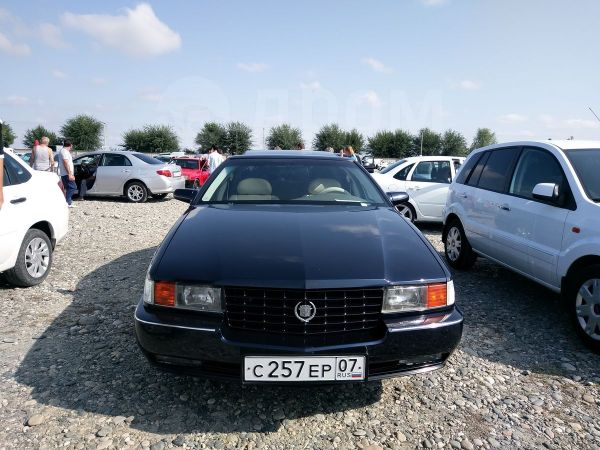 Cadillac Seville, 1998 год, 370 000 руб.