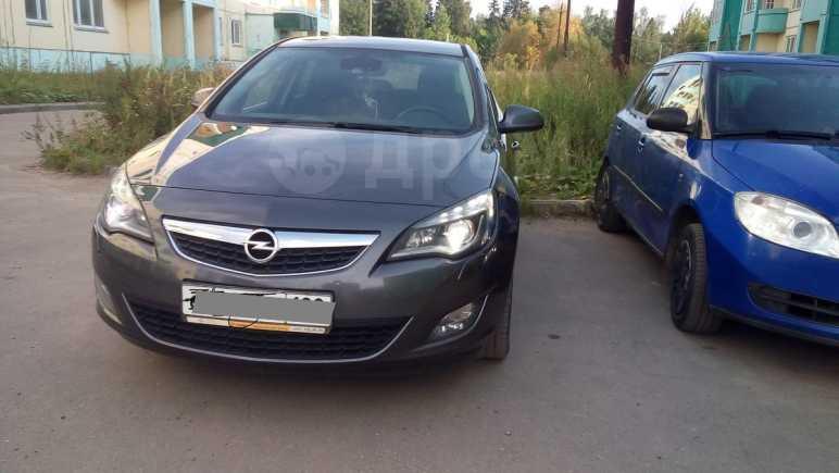 Opel Astra, 2010 год, 528 000 руб.