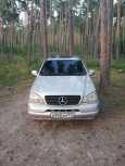 Mercedes-Benz M-Class, 1998 год, 333 000 руб.