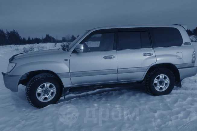 Toyota Land Cruiser, 2001 год, 660 000 руб.