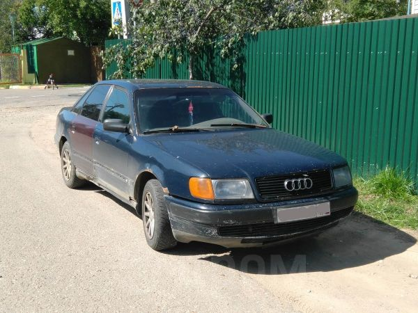 Audi 100, 1991 год, 80 000 руб.