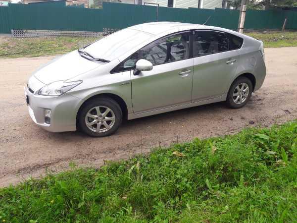 Toyota Prius, 2010 год, 655 000 руб.