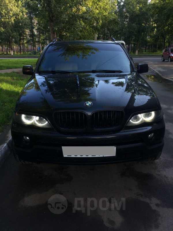 BMW X5, 2004 год, 750 000 руб.