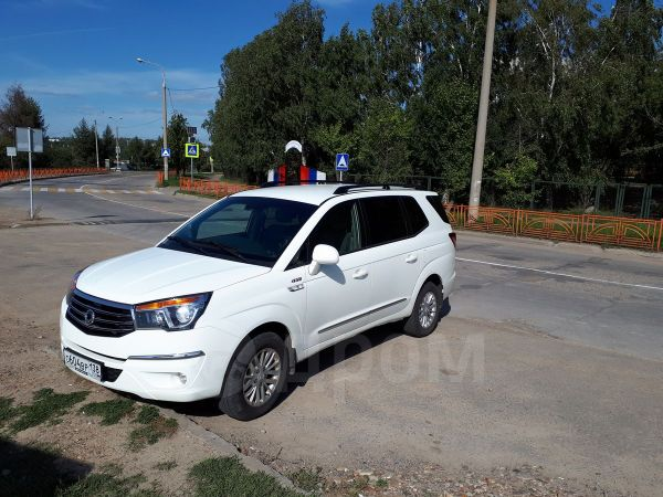 SsangYong Stavic, 2013 год, 960 000 руб.