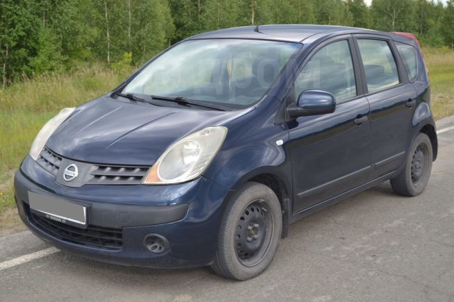 Nissan Note, 2006 год, 369 000 руб.