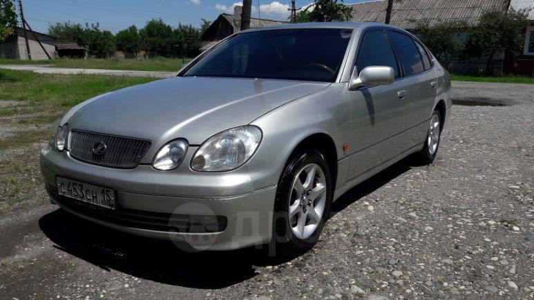 Lexus GS430, 2001 год, 350 000 руб.