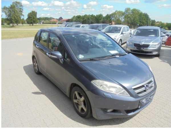 Honda FR-V, 2005 год, 580 000 руб.