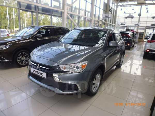 Mitsubishi ASX, 2018 год, 1 195 000 руб.