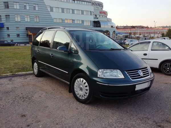 Volkswagen Sharan, 2004 год, 415 000 руб.