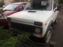 Томск 4x4 2121 Нива 1996