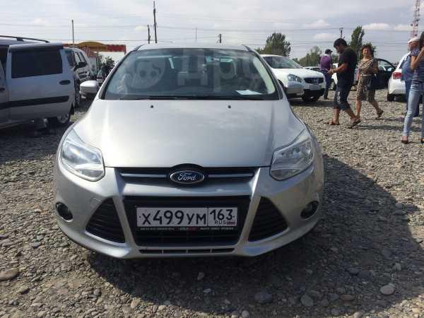 Ford Focus, 2014 год, 570 000 руб.