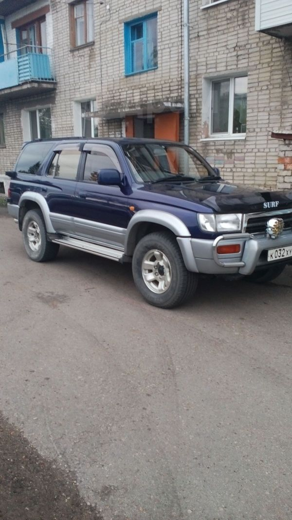 Toyota Hilux Surf, 1997 год, 650 000 руб.