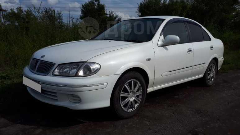Nissan Bluebird Sylphy, 2001 год, 215 000 руб.