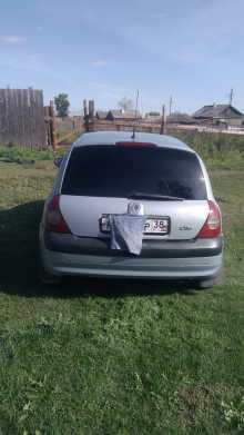 Renault Clio, 2004 г., Иркутск