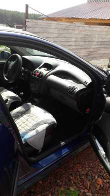 Новокузнецк Peugeot 206 2009