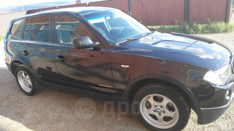 BMW X3, 2009 год, 665 000 руб.