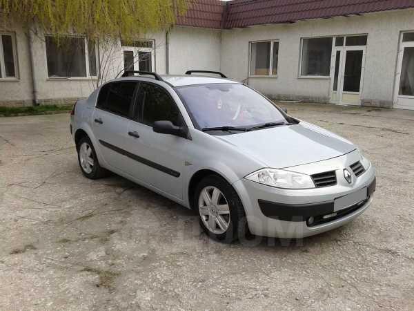 Renault Megane, 2004 год, 280 000 руб.