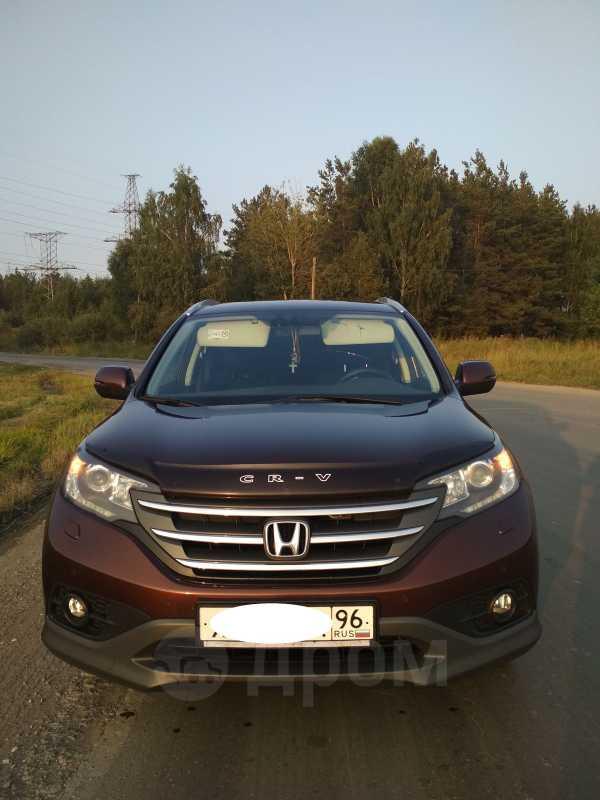 Honda CR-V, 2013 год, 1 180 000 руб.