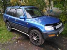 Алдан RAV4 1996