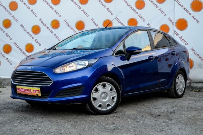 Ford Fiesta, 2015 год, 470 000 руб.
