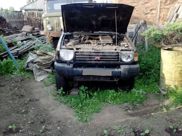 Mitsubishi Pajero, 1997 год, 250 000 руб.