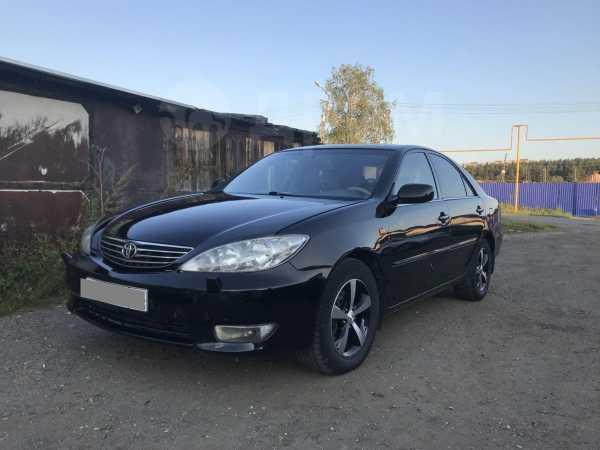 Toyota Camry, 2005 год, 375 000 руб.