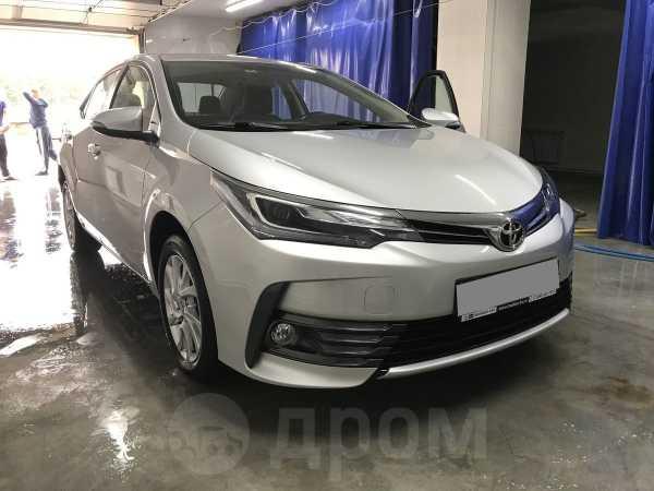 Toyota Corolla, 2016 год, 980 000 руб.