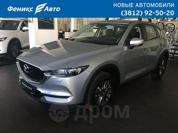 Mazda CX-5, 2018 год, 1 921 000 руб.