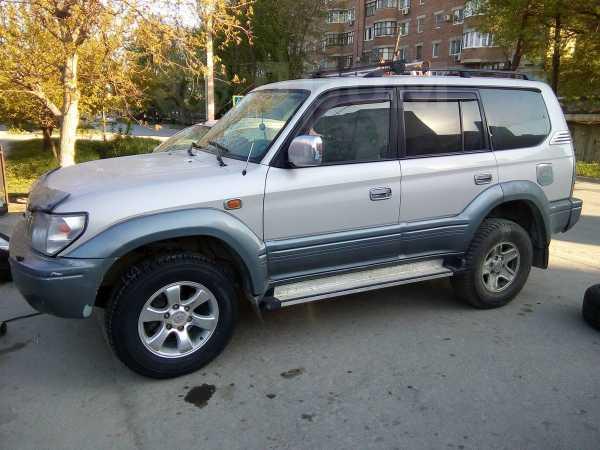 Toyota Land Cruiser Prado, 1997 год, 455 000 руб.