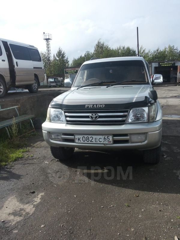 Toyota Land Cruiser Prado, 2002 год, 850 000 руб.