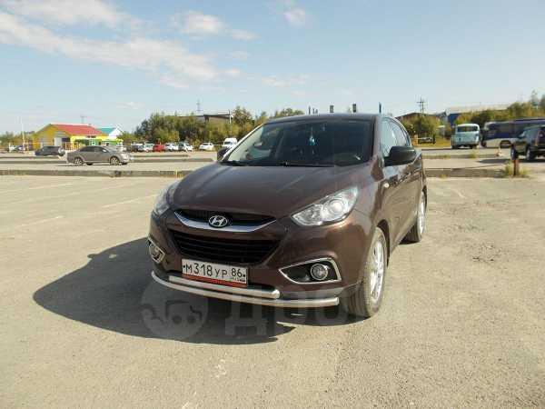 Hyundai ix35, 2010 год, 655 000 руб.